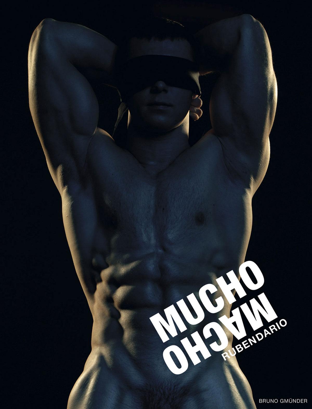MUCHO MACHO COVER