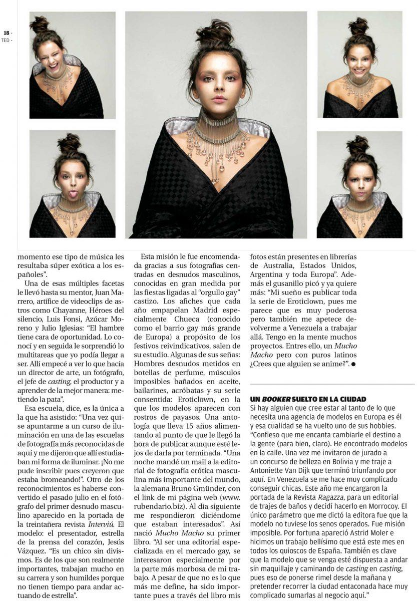 Entrevista Rubendario El Nacional pg 3